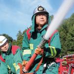 「消防団」は、まちの身近なサポーター(広報かわちながの 平成29年11月号)